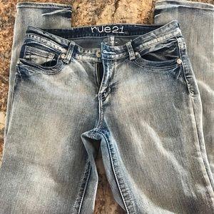 Rue 21 Acid WashedSkinny Jeans